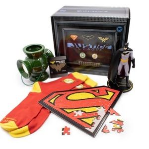 Culture Fly Justice League Loot Box Collectible